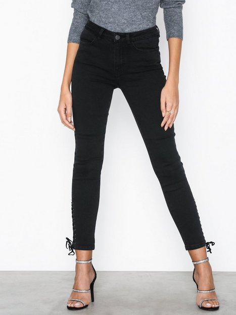 Vila Vijulas Rw 7/8 Tie Jeans Slim