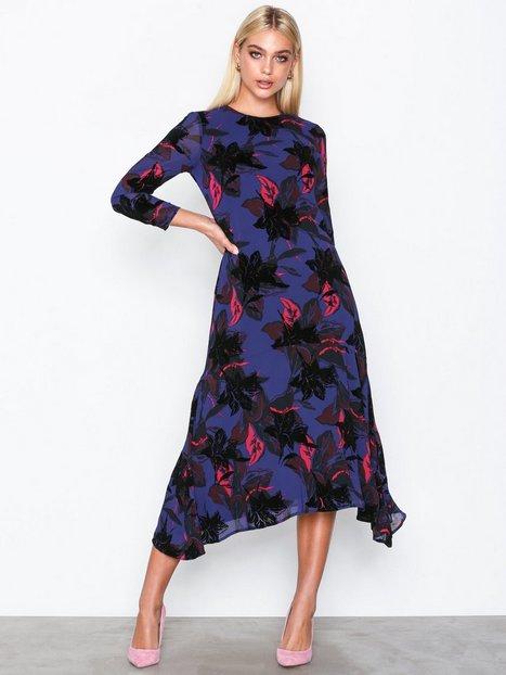 Billede af Y.A.S Yasamaryllis Ls Midi Dress Loose fit dresses