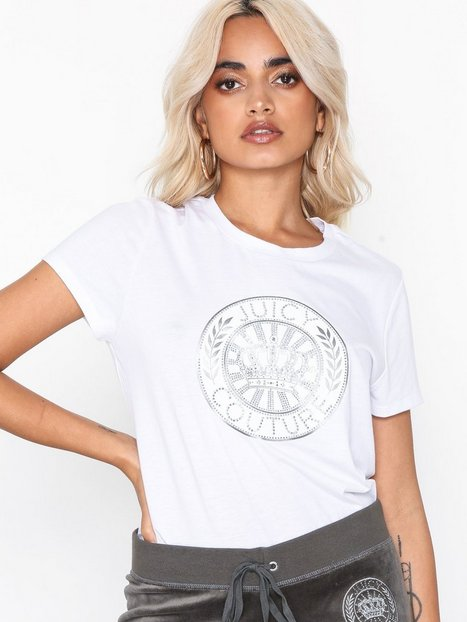 Billede af Juicy Couture Luxe Crown Tee T-shirts