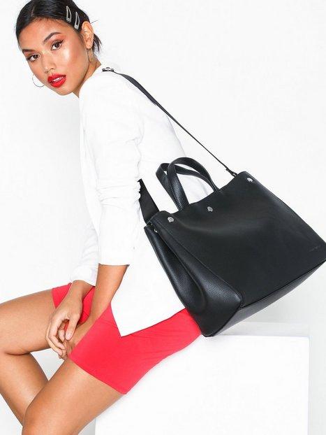 Billede af Calvin Klein Logo Banner Ew t Bottom Tote Kortholdere