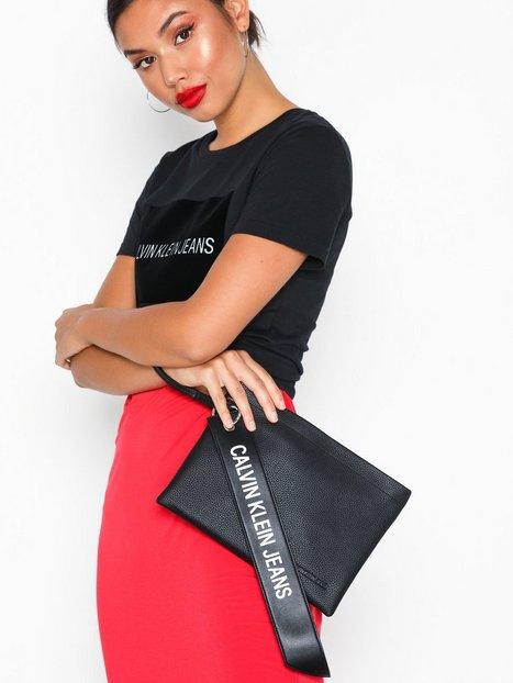 Billede af Calvin Klein Jeans Logo Banner Medium Pouch Håndtaske