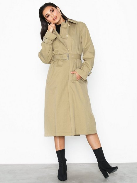 Filippa K Tamara Coat Trenchcoats Safari