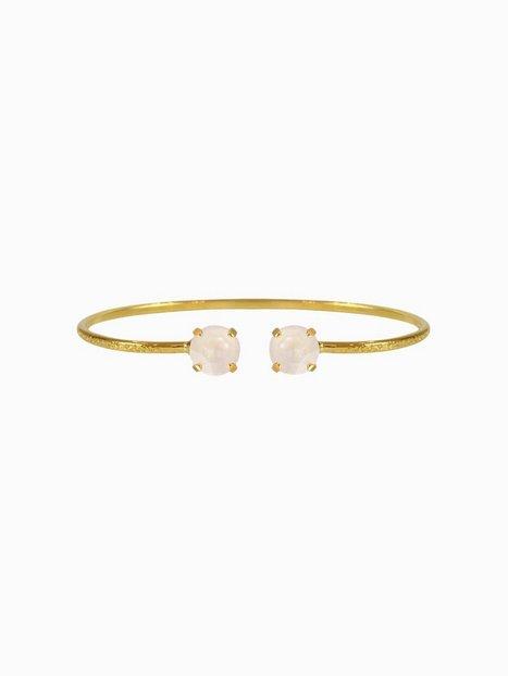 Billede af Caroline Svedbom Classic Petite Bracelet Armbånd Hvid