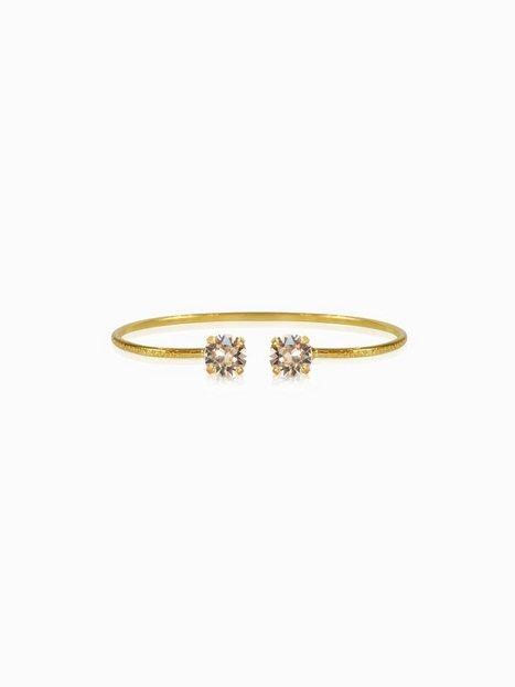 Billede af Caroline Svedbom Classic Petite Bracelet Armbånd Golden