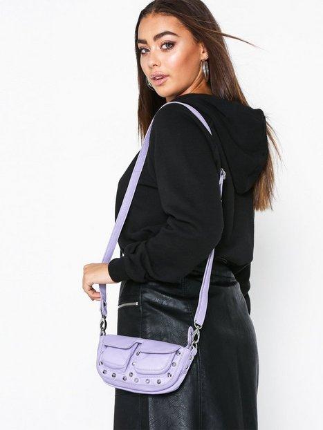Adax Unlimit shoulder bag Mallory Axelremsväskor Violet - Adax