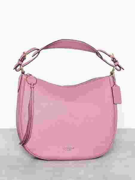 78dcd206313d Polished Pebble Leather Sutton Hobo - Coach - Rose - Bags ...