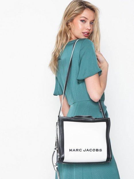 Marc Jacobs The Box Shopper 29 Axelremsväskor