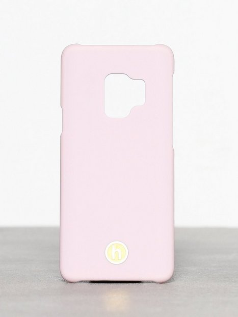 Billede af Holdit Paris Bubble Pink Silk Samsung Galaxy S9 Mobilcovere