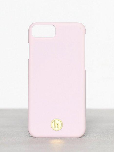 Billede af Holdit Paris Bubble Pink Silk iPhone 6/6s/7/8 Mobilcovere