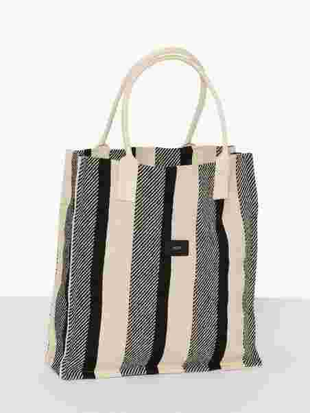 96f8db4620 Beach Bag - Dagmar - Black - Bags - Accessories - Women - Nelly.com