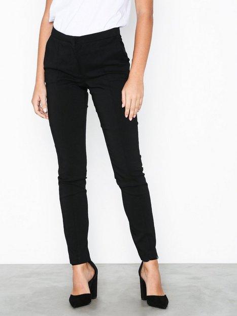 Pieces Pclogan Slim Mw Ank Pant-Jj/Noos Jeans