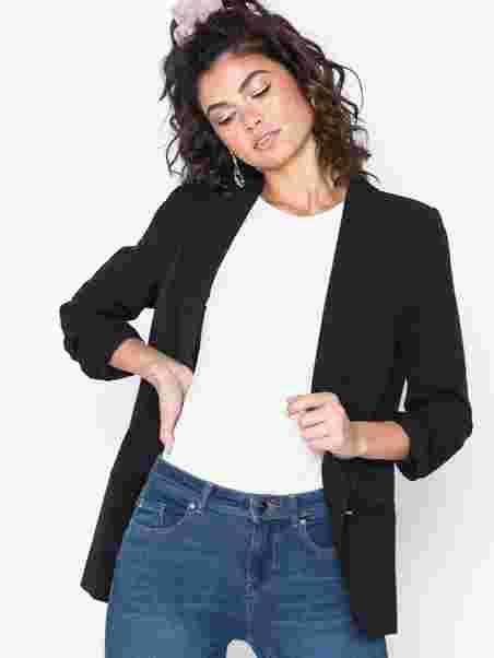 Blazer Black Jackets 8 Clothing Nmolivia Noisy May 34 ZTlXiuOwPk