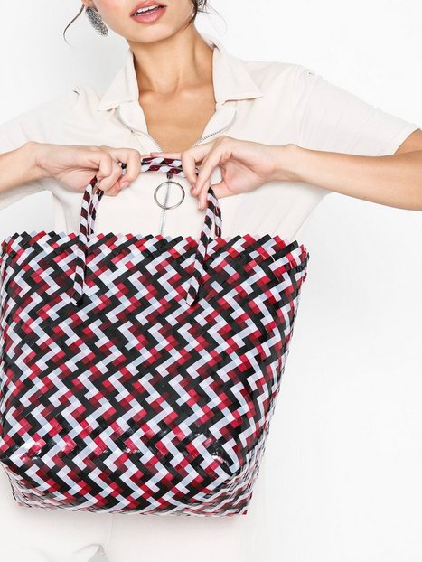 Billede af Farrow Romy Red Mix Håndtasker