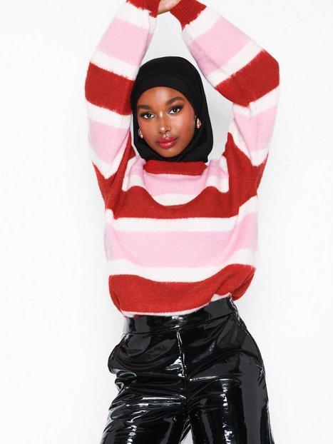 Billede af Pieces Pcbippa Ls Wool Knit Strikkede trøjer
