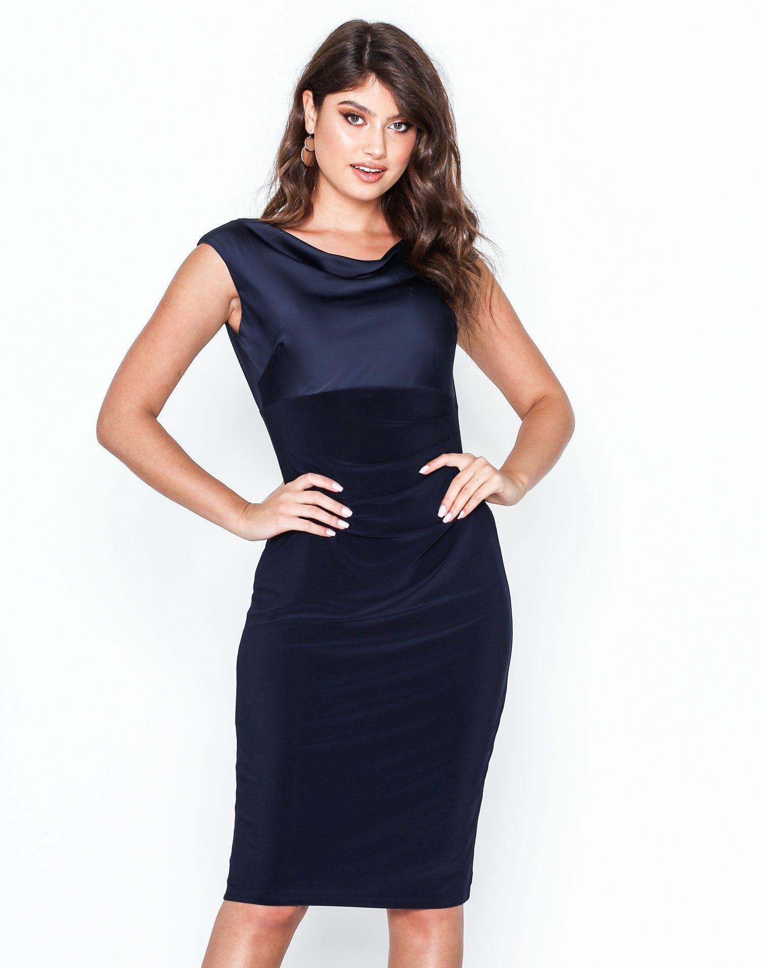 87d39e7f4470 Chelley cap sleeve day dress lauren ralph lauren blue dresses clothing  women jpg 934x1244 Ralph lauren