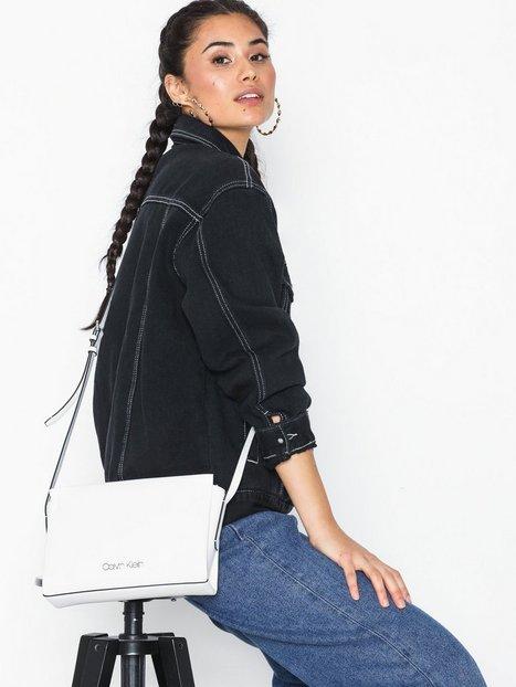 Billede af Calvin Klein Avant Ew Crossbody Skuldertasker Bright White