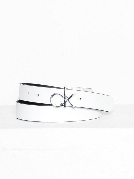 Billede af Calvin Klein 3CM Low Ck Adj.Buckle Belt Bælter & Bindebånd