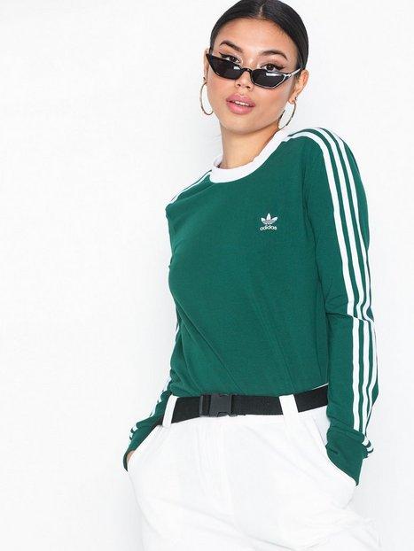 Billede af Adidas Originals 3 Str Ls Tee Langærmede toppe