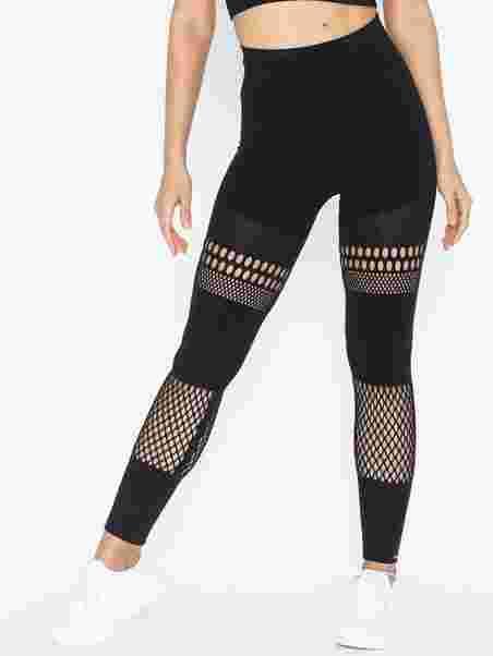 5250cabb6ccd0 Warpknit Tight - Adidas By Stella Mccartney - Black - Tights & Pants ...