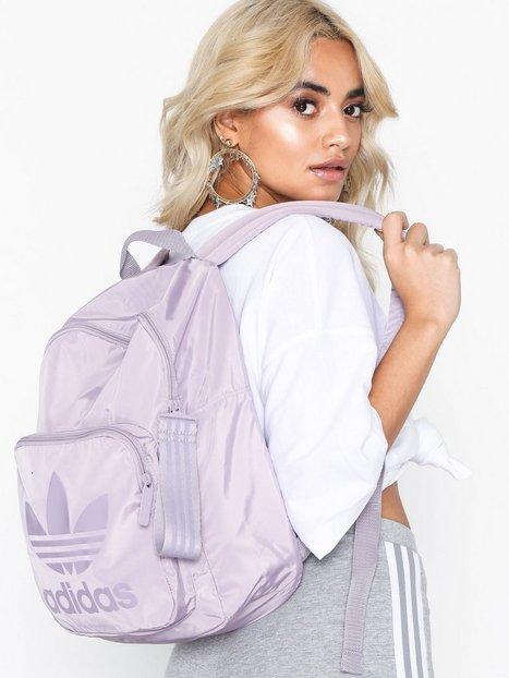 Billede af Adidas Originals Backpack M Rygsæk Light Purple Grey