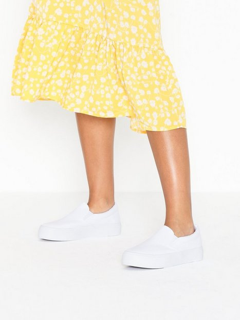 Billede af Duffy Basic Slip-On Sneaker Slip-On Hvid