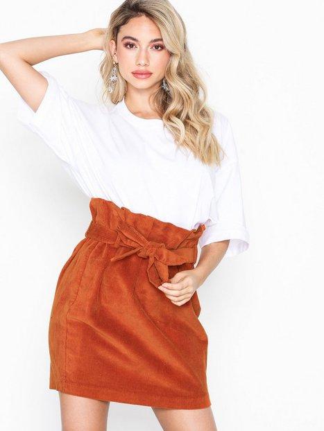 Billede af Object Collectors Item Objabella Mw Corduroy Skirt a Q Mini nederdele