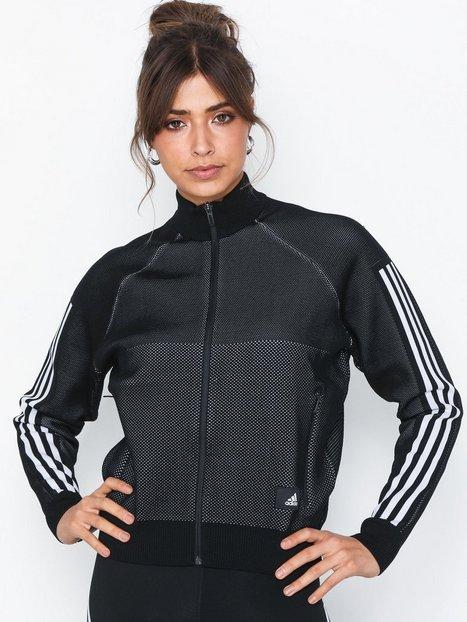 Billede af Adidas Sport Performance W Id Knit Trtop Strikkede trøjer