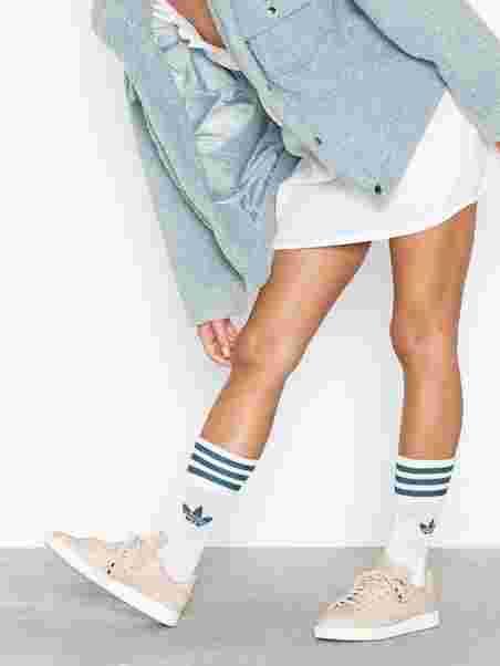 onlinebutik lägsta rabatt populära butiker Stan Smith W - Adidas Originals - Beige - Sneakers - Shoes - Women ...