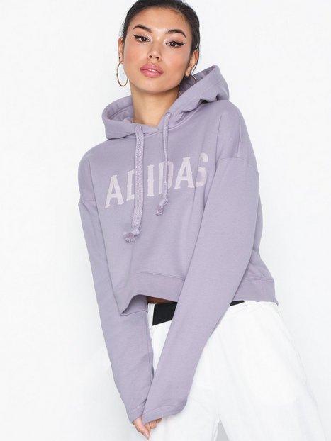 Billede af Adidas Originals Cropped Hoodie Hættetrøjer