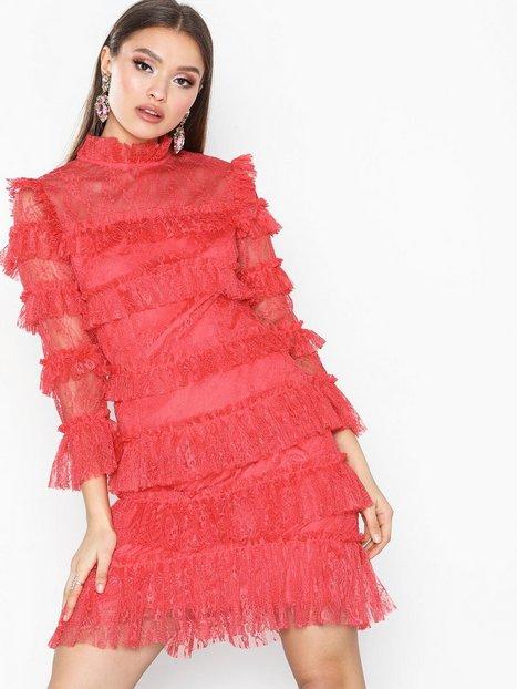Billede af By Malina Carmine mini dress Skater kjoler