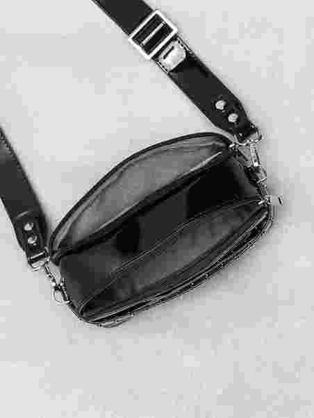 eed408a2 Lacona Shoulder Bag Carmen - Adax - Black - Vesker - Tilbehør ...
