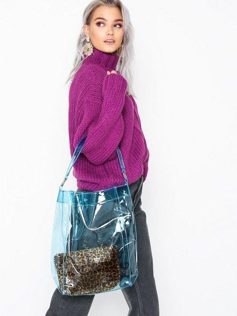 Billede af Adax Unlimit shopper Harmony Håndtaske Blå