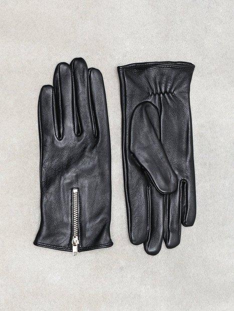Billede af Pieces Pckassa Leather Glove Vanter og handsker