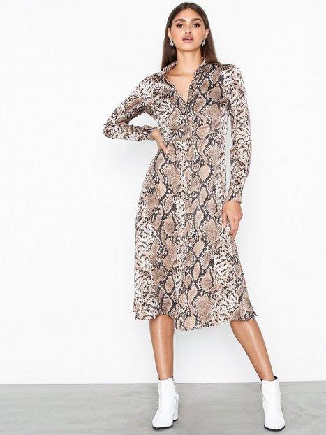 Billede af Y.A.S Yasanima Shirt Dress Langærmede kjoler