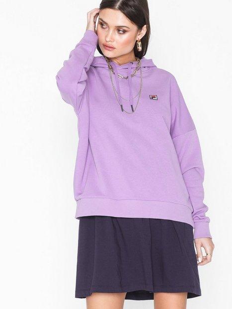 Billede af Fila ADA cropped hoodie sweat Hættetrøjer