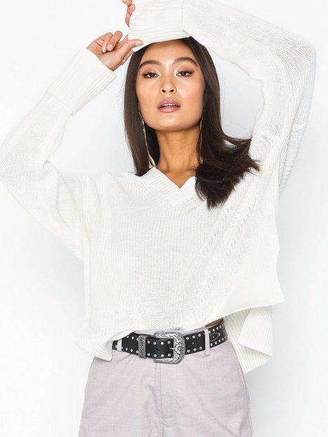 b9716fd7 Filippa K Cotton Linen V-Neck Sweater