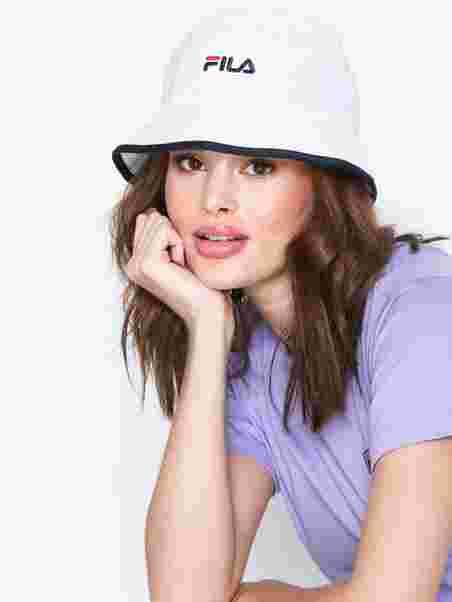 Sail Bucket Hat - Fila - White - Beanies 9a5b9520a17