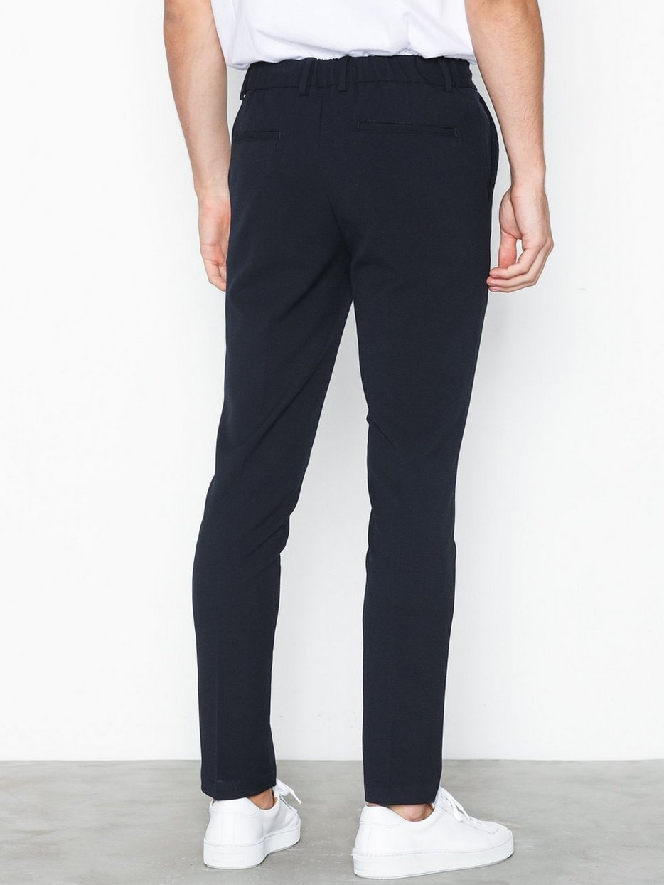 SLHSKINNY-PAUL STRING PANTS B
