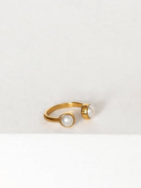 Billede af Cornelia Webb Pearled Open Ring Xs Ring