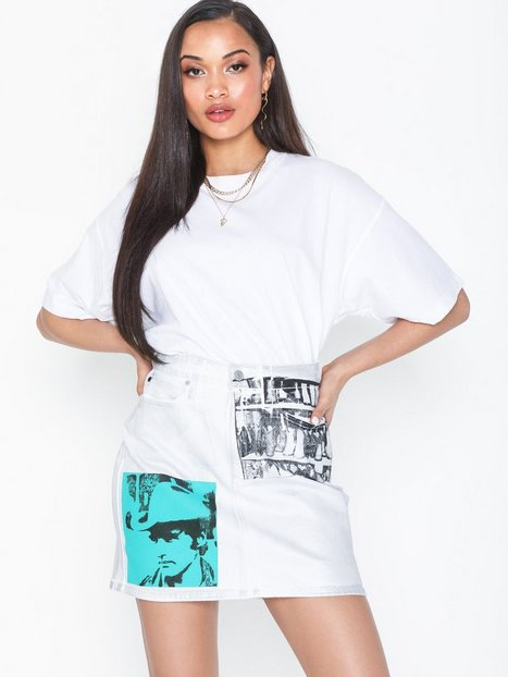 Billede af Calvin Klein Jeans High Rise Mini Skirt Mini nederdele