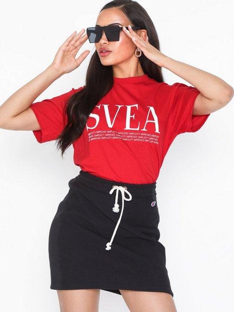 Billede af Svea Oxford Tee Ensfarvede T-shirts