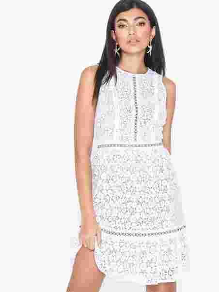 34110f753 Mini Mod Flrl Dress - Michael Michael Kors - White - Party Dresses ...