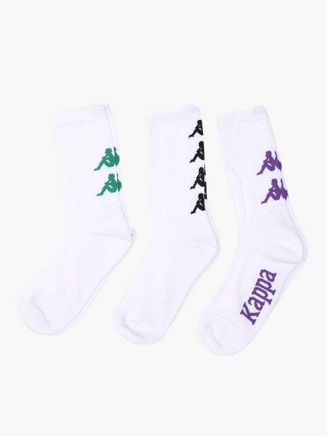 Billede af KAPPA Socks, Auth. Asaf 3-pack Strømper
