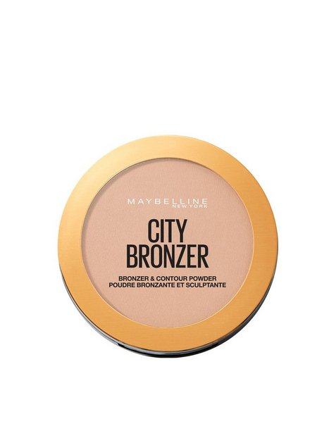 Billede af Maybelline New York City Bronze Bronzer Medium warm