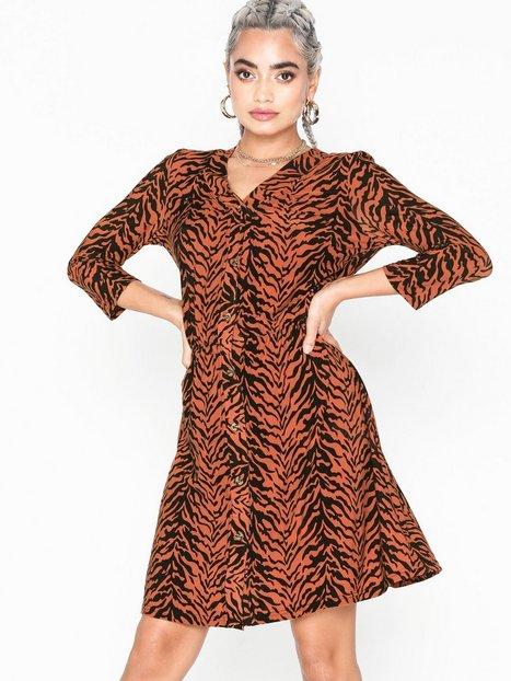 Billede af Only Nmsally 3/4 Sleeve Short Dress X4 Langærmede kjoler