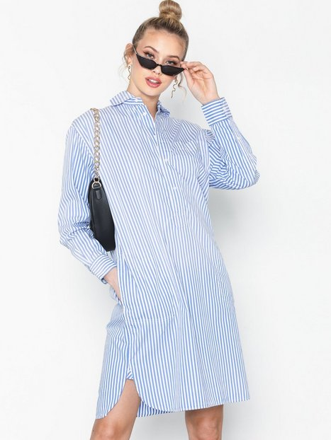 Billede af Polo Ralph Lauren Ls Chigo Dr-Long Sleeve-Casual Dress Loose fit dresses