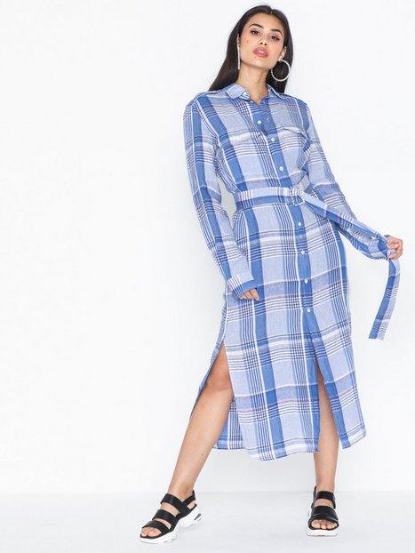 Billede af Polo Ralph Lauren Ls Crz Dr-Long Sleeve-Casual Dress Langærmede kjoler