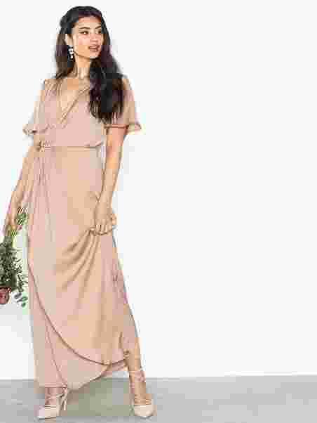 dd43b11a631c Shoppa Vifloating 2/4 Ankle Dress/Za - Online Hos Nelly.com