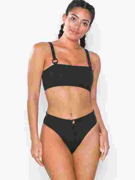 dc9f9b91866 Vmliberate Hw Bikini Pants - Vero Moda - Mørkegrøn - Bikinier ...