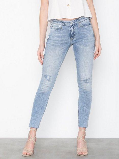 Billede af Calvin Klein Jeans Cheever DST Split Hem Skinny fit